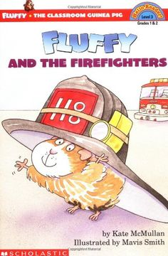"""Fluffy And The Fire Fighters (level 3) (Hello Reader) by Kate McMullan.  Amy Brown had me read this one for her.  I really like the """"accuracy"""" that it portrays firefighters without too much """"job talk"""".  2nd graders loved it."""