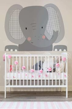 Styling The Nursery Room This Season Kids interiors and wallpaper ideas for the baby room, playroom and Nursery.