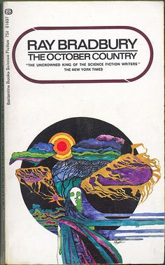 October Country - Art by Bob Pepper