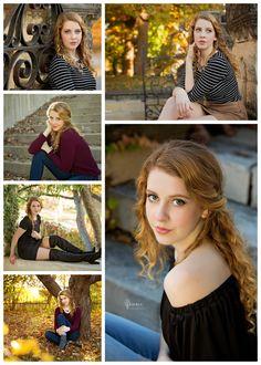 Amanda Purintun   Class of 2017   Senior Portraits   Fall Senior Portraits   Senior Girl Poses   Nebraska   Laura C. Photography 2016