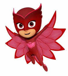 Owlette is a flyer. I will love owlette. Because she's my favourite.