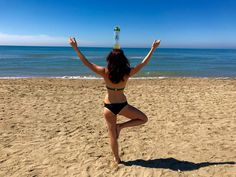 TIB 30 DAY FITNESS CHALLENGE: a fitness challenge to kick start your beach bod! great even for travelers!