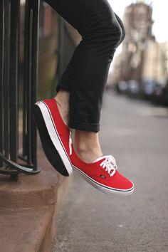 Shoes that pop.