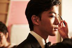Yeo Jin Goo - BTS GQ