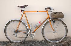90's Marinoni 63cm 650B Porteur conversion