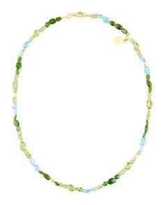 Gurhan Multi-Stone Statement Beaded Necklace 6fu8cRxxtw
