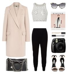 """Stella McCartney"" by thestyleartisan ❤ liked on Polyvore featuring STELLA McCARTNEY, Carolina Herrera and H&M"