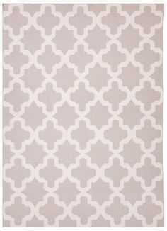 Maroc Classic Gray Geometric Rug