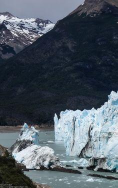 A la découverte des bleus du Glacier Perito Moreno et de El Calafate