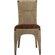 mcguire furniture bill sofield cocoon side chair m 416 mcguire furniture company la 14 jolie