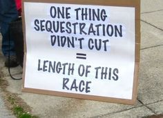 One thing sequestration didn't cut…
