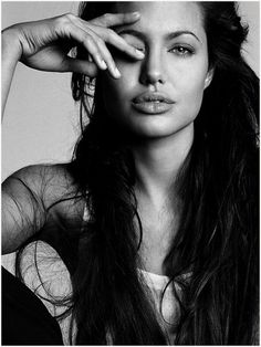 I like someone who is a little crazy but coming from a good place. I think scars are sexy because it means you made a mistake that led to a mess. Angelina Jolie