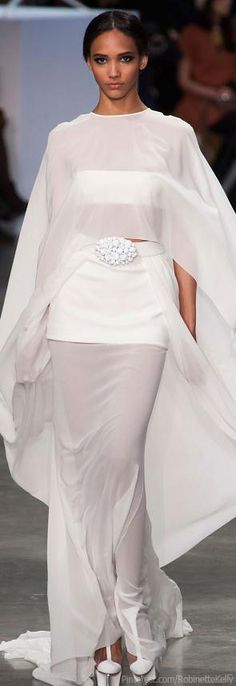 Stephane Rolland  Haute Couture | Spring 2013
