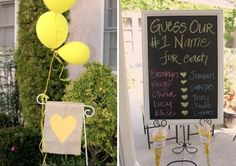 Gender reveal parties for expecting moms and dads by belinda
