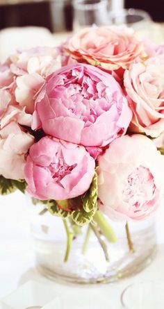 Pink peonies bouquet ★ Find more vintage wallpapers for your #iPhone + #Android @prettywallpaper