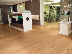 OAK Country brushed, natural oil I HOTEL SACKMANN, GERMANY I natural wood floors I mafi.com
