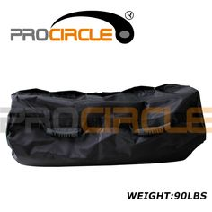64.97$  Buy here - http://aliwj8.worldwells.pw/go.php?t=2045423762 - 90LBS Punching Bags with Straps Fitness Training Black Nylon Power Bag Sand Bag for Boxing Super Quality