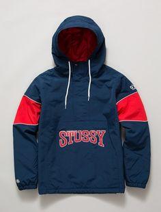 Stussy Sport Pullover Jacket