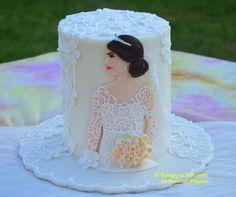 CPC Royal Wedding Dresses Collaboration : Princess Sofia Wedding Dress. by Yummy In Tummies.  - http://cakesdecor.com/cakes/280189-cpc-royal-wedding-dresses-collaboration-princess-sofia-wedding-dress