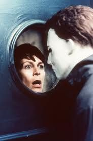 #JamieLeeCurtis is still a scream queen in #Halloween H20.