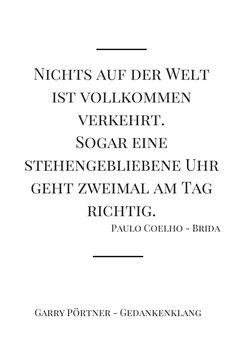 Richtig - Falsch. Coelho