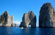 2 - Island tour via boat.: Photo of Capri Day Trip from Rome by Viator user Justin C Day Trips From Rome, Rome Tours, Capri Italy, Island Tour, Beautiful Places, Beautiful Scenery, Places Ive Been, Around The Worlds, Vacation