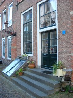 In Middelburg vind je enorm vele mooie statige panden,