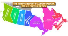 The Missing Report Map