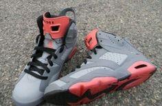 98d39224496d Air Jordan 6  PIGEON  Custom Sneakers Ⓙ ⍣∙₩ѧŁҝ! I have Air Jordan s but  there all grey and white