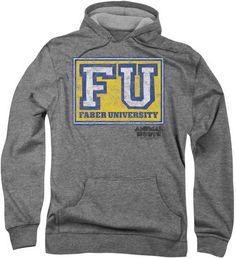 Faber University Hoodie - Animal House!