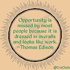 Don't miss an amazing opportunity just because you are feeling lazy or don't want to get up off your butt at that very moment. More than likely you will realize the mistake you made and then completely regret your lack of action.  #instacrochet #crochet #crochels #etsygifts #etsyforall #etsyhandmade #supporthandmade #smallbusinesslove #goteamflourish #fantasy #fantasyworld #geekery #enchanted #fantasyart #geekchic #geeks #motivationalquote #motivationalmonday #inspirationalquotes…