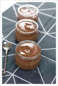 Mousse au chocolat parfaite au Thermomix