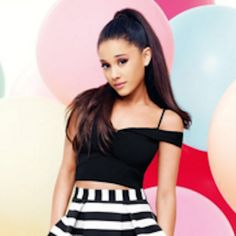 Look, It's Ariana Grande's Clothing Line - http://oceanup.com/2016/02/24/look-its-ariana-grandes-clothing-line/