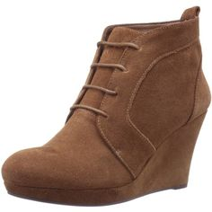 fd0321e63e1 153 Best Wedge Boots images in 2015 | Ankle Boots, Ankle booties ...