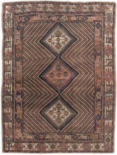 Afshar Persian Rugs Number 20131, Persian Tribal Rugs | Woven Accents