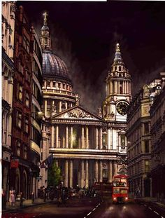 St Paul's - Heading Home  <3