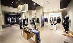 Retail merchandising strategies for any brick and mortar retailer including visual merchandising, merchandising displays, retail signage, and the fitting room. Shop House Plans, Shop Plans, Foto Online, Commercial Cleaning Services, Retail Signage, Dressing, Retail Merchandising, Shop Interior Design, Interior Modern