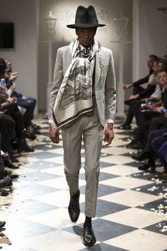 Joshua Kane [3]  | AW15/16 | Menswear #LCM