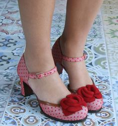 SHY :: SHOES :: CHIE MIHARA SHOP ONLINE Omg these are so beautiful!