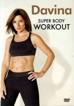 Davina : Super Body Workout (DVD / Davina McCall 2008)