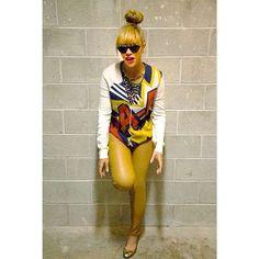 Beyoncé recebeu o prêmio de ícone fashion do ano durante o 'CDFA Fashion Awards', nesta segunda-feir... - Instagram