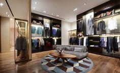 Boutique concept by Stefano Tordiglione Design