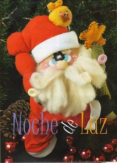Felt Ornaments, Christmas Ornaments, Navidad Diy, Diy Weihnachten, Country, Happy Halloween, Christmas Holidays, Crochet Hats, Teddy Bear