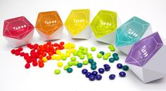 modern white candy packaging - Google Search