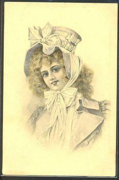 QR114 VIENNE Style FEMME Elegante CHAPEAU Elegant FASHION LADY Large HAT