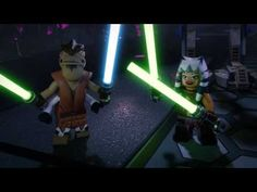 LEGO® Star Wars™ - The Yoda Chronicles: Episode 1, Part 1