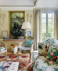 Nicky Haslam's Folly De Grandeur: Romance and Revival in an English Country House Small Living Rooms, Living Room Decor, Interior Exterior, Interior Design, Design Design, House Design, Food Design, Salons Cosy, English Country Decor