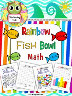 Combine number recognition, addition, subtraction, and graphing with this fun…