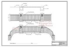 Entry Gate Designs with Columns Front Gates, Entry Gates, Entry Way Design, Gate Design, Entry Wall, Driveway Gate, Driveways, Design Services, Fencing