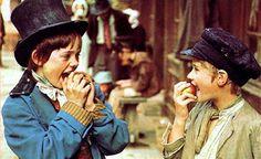 Distinguished British filmmaker Carol Reed directed this musical adaptation of Charles Dickens famously serialized novel, Oliver Twist. Classic Tv, Classic Films, Oliver Twist Film, Carol Reed, Artful Dodger, Jack And Mark, Teacher Blogs, Old Games, Film Stills